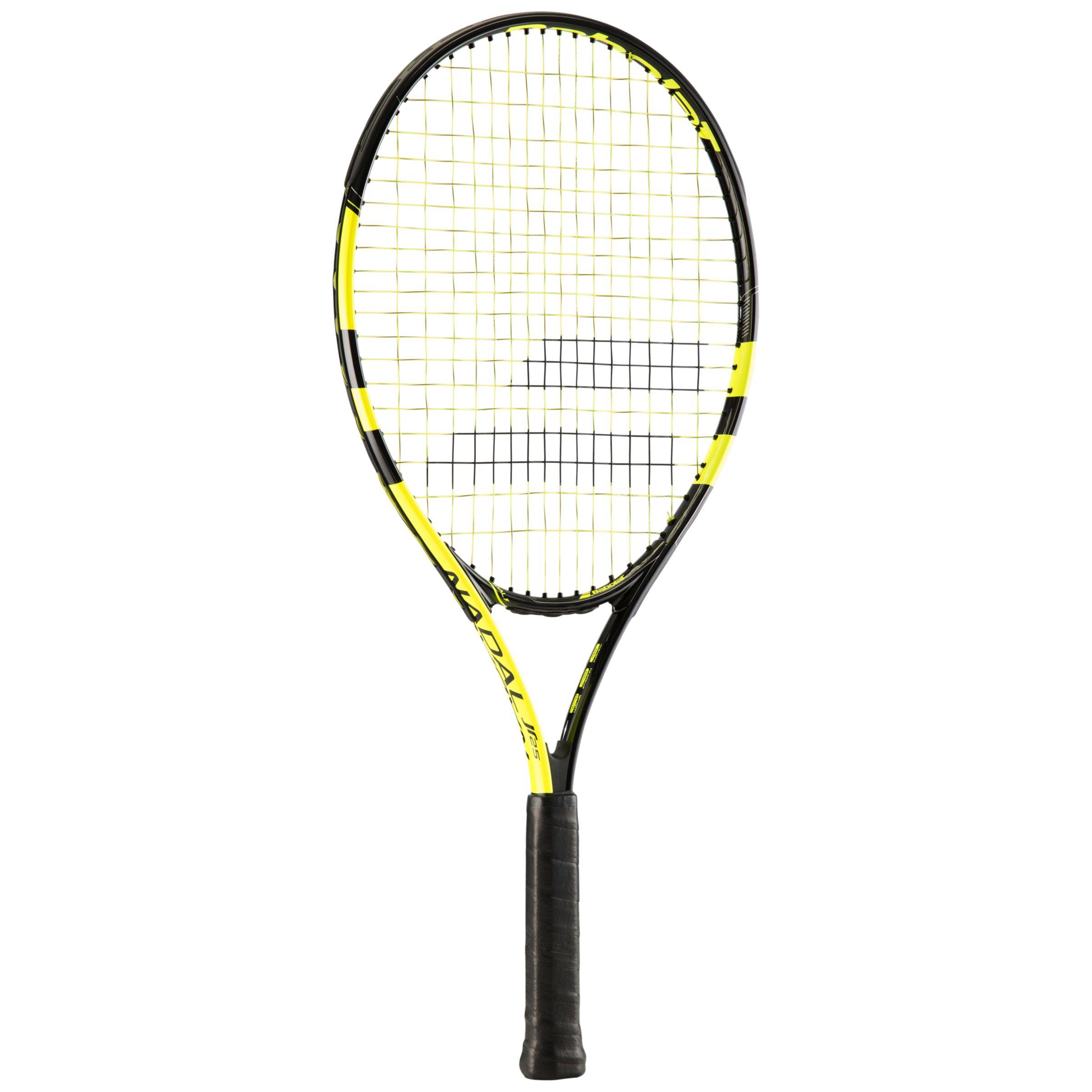 Babolat Babolat Nadal Junior Aluminium Tennis Racket, Yellow/Black