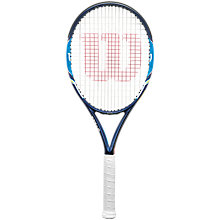 Buy Wilson Ultra Tennis Racket, Blue Online at johnlewis.com