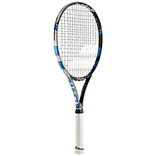 Buy Babolat Pure Drive Adult Aluminium Fused Graphite Tennis Racket, Black/Blue Online at johnlewis.com