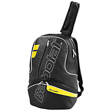 Buy Babolat Team Backpack, Black/Yellow Online at johnlewis.com