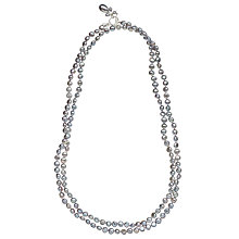 Buy Claudia Bradby Muse Freshwater Pearl Rope Necklace Online at johnlewis.com