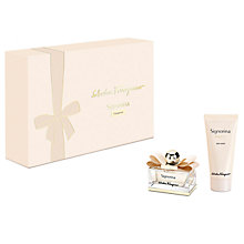 Buy Salvatore Ferragamo Signorina Eleganza 50ml Eau de Parfum Gift Set Online at johnlewis.com