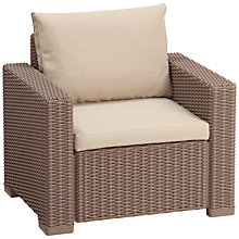 Buy Suntime California Outdoor Armchair, Set of 2 Online at johnlewis.com