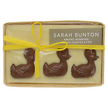 Buy Sarah Bunton 3 Ducklings White Chocolate Slab Online at johnlewis.com
