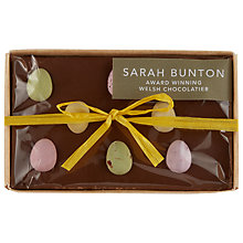 Buy Sarah Bunton Speckled Eggs Milk Chocolate Slab Online at johnlewis.com