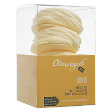 Buy Ooomeringues Lemon Nests, Dairy Free, Pack of 4 Online at johnlewis.com