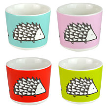 Buy Scion Spike the Hedgehog Egg Cups, Set of 4 Online at johnlewis.com
