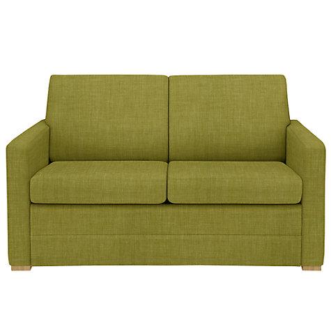 Buy john lewis siesta sofa bed with foam mattress fraser for Sofa bed uk john lewis