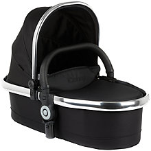 Buy iCandy Peach Blossom Carrycot, Black Magic 2 Online at johnlewis.com