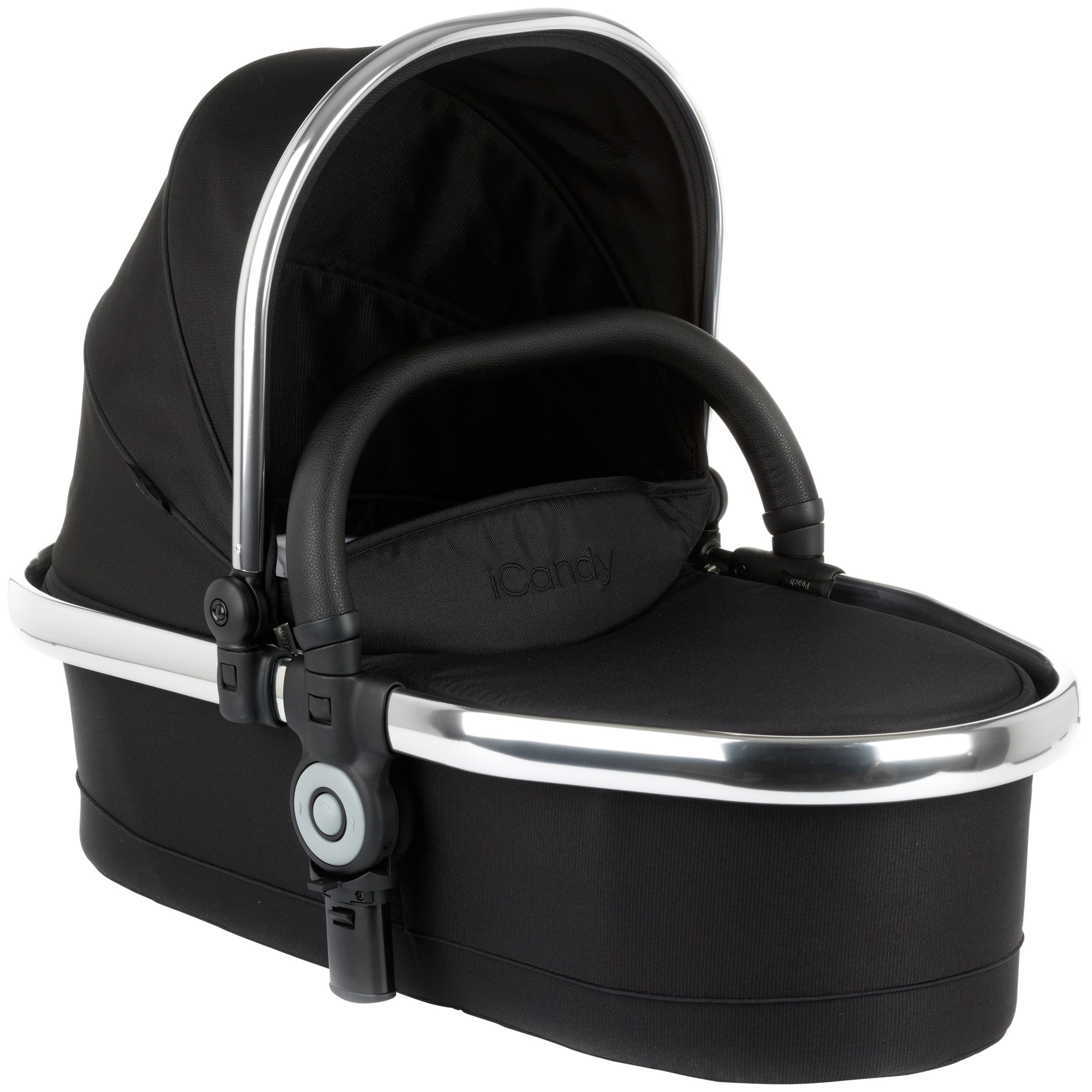 iCandy iCandy Peach Blossom Carrycot, Black Magic 2