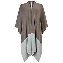 Buy Phase Eight Bernice Wrap, Mink Online at johnlewis.com