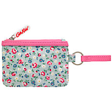 Buy Cath Kidston Children's Little Flower Buds Pocket Purse, Aqua/Multi Online at johnlewis.com