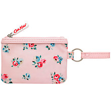Buy Cath Kidston Children's Arley Bunch Pocket Purse, Pale Pink/Multi Online at johnlewis.com