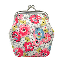 Buy Cath Kidston Children's Ditsy Floral Mini Clasp Purse, Pink Multi Online at johnlewis.com