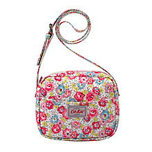 Buy Cath Kidston Children's Ditsy Orchard Messenger Bag, Pink Multi Online at johnlewis.com