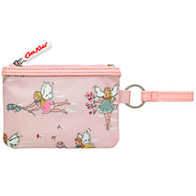 Buy Cath Kidston Children's Garden Fairies Pocket Purse, Pale Pink/Multi Online at johnlewis.com