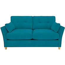 Buy John Lewis Chopin Medium Pocket Sprung Sofa Bed, Fraser Teal Online at johnlewis.com