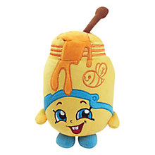 Buy Shopkins Honeeey Soft Toy Online at johnlewis.com