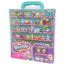 Buy Shopkins Pop Up Shop Collector Case Online at johnlewis.com