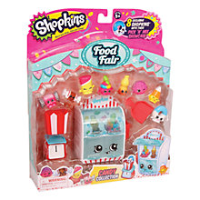 Buy Shopkins Food Deluxe Pack Candy Collection Online at johnlewis.com