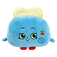 Buy Shopkins Toasty Pop Soft Toy Online at johnlewis.com