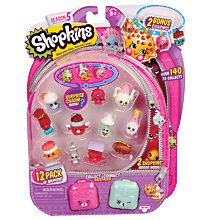 Buy Shopkins Season 4 12 Pack of Shopkins Online at johnlewis.com