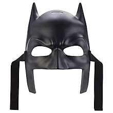 Buy Batman Basic Cowl Online at johnlewis.com