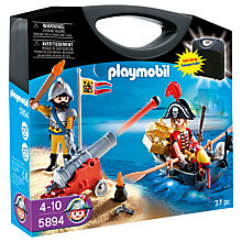 Buy Playmobil Pirates Carrying Case Online at johnlewis.com