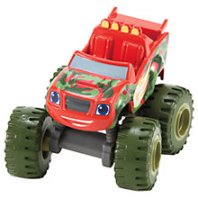 Buy Blaze and the Monster Machines Die-Cast Vehicle, Assorted Online at johnlewis.com