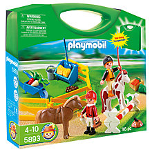 Buy Playmobil Country Pony Farm Carrying Case Online at johnlewis.com