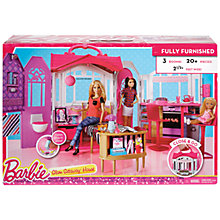 Buy Barbie Glam Getaway House Online at johnlewis.com
