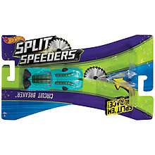 Buy Hot Wheels Split Speeders Vehicle, Assorted Online at johnlewis.com