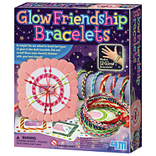 Buy Glow Friendship Bracelets Kit Online at johnlewis.com