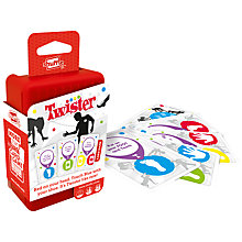 Buy Shuffle Twister Card Game Online at johnlewis.com