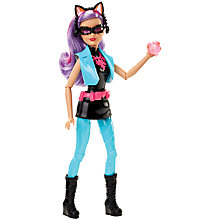 Buy Barbie Spy Squad Cat Burglar Doll Online at johnlewis.com