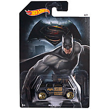 Buy Batman vs Superman Deco Car, Assorted Online at johnlewis.com