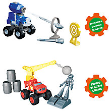 Buy Blaze and the Monster Machines Play Pack, Assorted Online at johnlewis.com