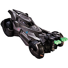 Buy Batman Deluxe Batmobile Online at johnlewis.com