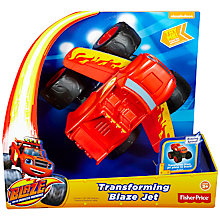 Buy Blaze and the Monster Machines Transforming Blaze Jet Online at johnlewis.com
