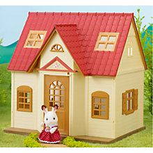Buy Sylvanian Families Cosy Cottage Set Online at johnlewis.com