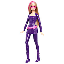 Buy Barbie Spy Squad Barbie Secret Agent Doll Online at johnlewis.com