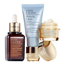 Buy Estée Lauder Advanced Night Repair / Revitalizing Supreme Skincare Gift Set Online at johnlewis.com