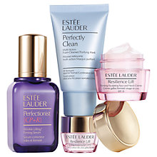Buy Estée Lauder Lifting / Firming Skincare Gift Set Online at johnlewis.com