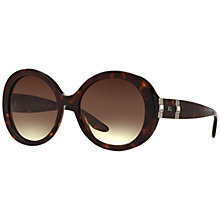 Buy Ralph Lauren RL8145B Gradient Round Sunglasses Online at johnlewis.com