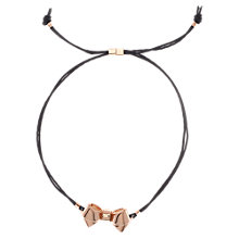 Buy Ted Baker Bellisa Bow Bracelet Online at johnlewis.com