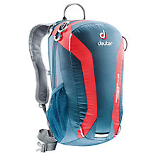 Buy Deuter Speed Lite 15L Sports Backpack, Navy/Red Online at johnlewis.com