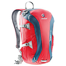 Buy Deuter Speed Lite 20L Sports Backpack, Red/Navy Online at johnlewis.com