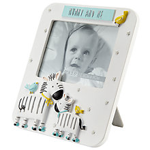 Buy John Lewis Zebra Photo Frame Online at johnlewis.com