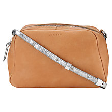 Buy Jigsaw Cress Zip Crossbody Bag Online at johnlewis.com