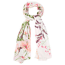 Buy Oasis Alice Floral Scarf, Multi Online at johnlewis.com